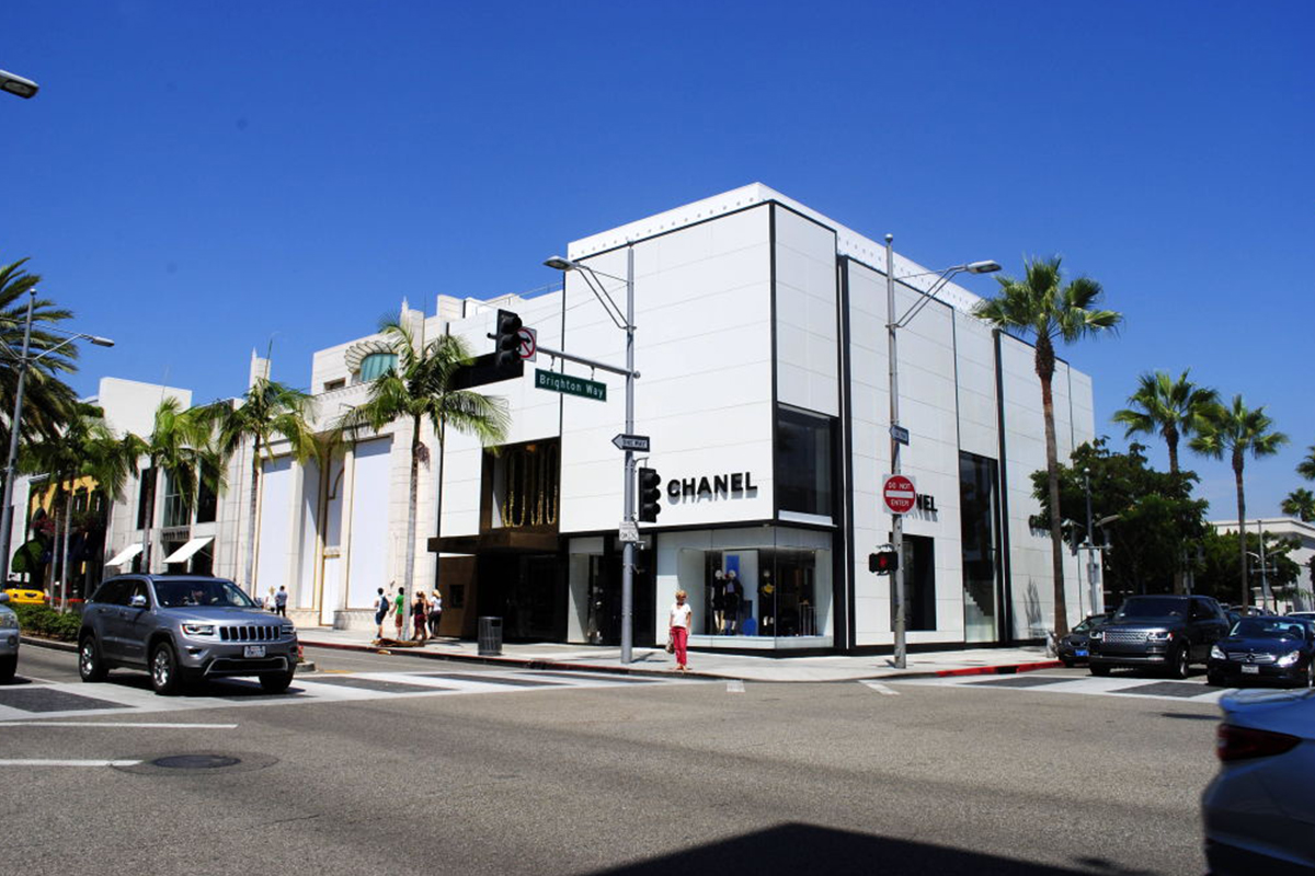 Hard Luxury: the revival of real stores